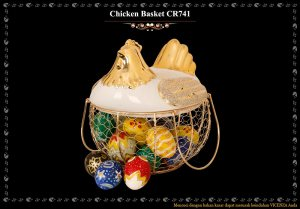 CR741 CHICKEN BASKET